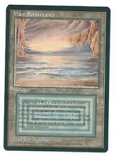 Magic MTG FBB Underground Sea (Italian) Mare Sotterraneo Gathering Dual Land #1