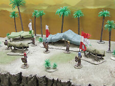 28MM SARACEN/ARAB TENT PACK - 'PAINTED TO COLLECTORS STANDARD'