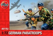 "Soldatini 1/72 ""WWII GERMAN PARATROOPS"" - AIRFIX (1753)"