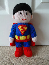Knitting pattern pour rendre superman, tricot votre propre superman