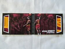 2013-14 Preferred BKB ROOKIE ROTATION BOOK Anthony Bennett Cavaliers RC #1/25!!!