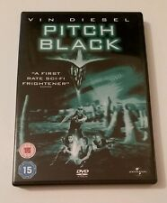 Pitch Black - Region 2 - Very Good Condition - DVD - Tested