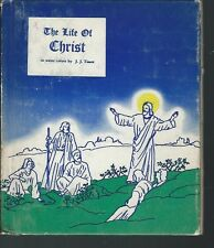 The life of christ wise & co gift book mini art by jj. tissot 5-1/4 by 6 inches