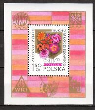 Poland - 1978 United youth - Mi. Bl. 72 MNH