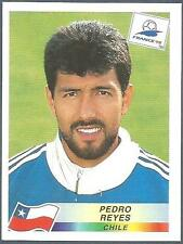 PANINI WORLD CUP FRANCE 1998- #108-CHILE-PEDRO REYES