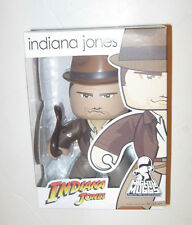 Mighty Muggs Indiana Jones Figure with Whip MIB Brand NEW