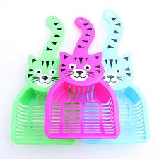 1pc Haustier Streuschaufel Hund Katze Sand Scooper Waste Shovel Werkzeug