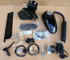 80cc 2-Stroke Engine Motor Kit for Motorized Bicycle Bike Gas Powered New