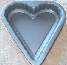 Heart Shaped Baking Tin Non Stick Oven Bake Kitchenware Cake Pan Tray Tin