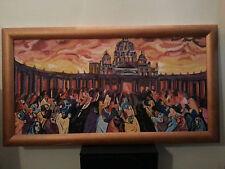 Serigrafia di Saverio Terruso - Giubileo