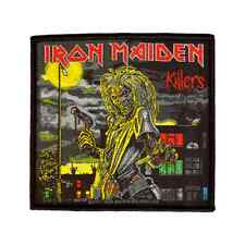 Iron Maiden survêtement patch Killers écusson ♫ New wave of British Heavy Metal ♫