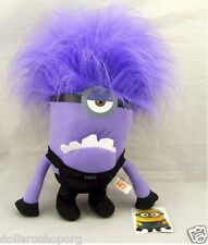 Peluche VIOLA del Cartone animato CATTIVISSIMO ME 2 Despicable me Idea Regalo