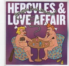 (GF79) Hercules & Love Affair, Do You Feel The Same? - 2014 DJ CD