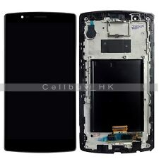 """5.5"""" LG G4 Dual-SIM H818P H818 LCD Display Screen Touch Digitizer Assembly+Frame"""