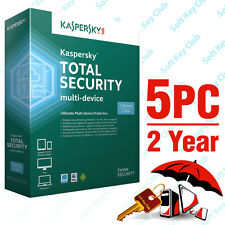 KASPERSKY PURE TOTAL SECURITY Multi-Device 5PC/DEVICE/2JAHR | DOWNLOAD | NO CD