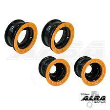 YFZ 450 YFZ 450R  Front  Rear Wheels  Beadlock 10x5 & 9x8 Alba  BR 41