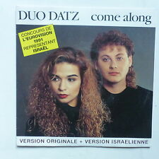 duo datz cOME ALONG eurovision 1991 Israel  867182 7