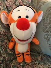 "14"" Disney Plush Baby Tigger Big Large Head Stuffed Animal Rare Winnie the Pooh"