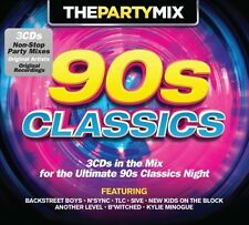 The Party Mix: 90s Classics New CD