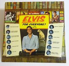 Sealed Mint ELVIS PRESLEY Album ELVIS For Everyone 1965 RCA STEREO LP LSP-3450