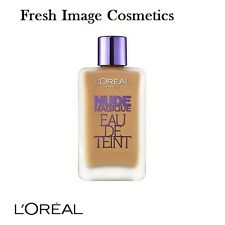 LOREAL NUDE MAGIQUE EAU DE TEINT FOUNDATION 220 GOLDEN SAND 20ml new sealed