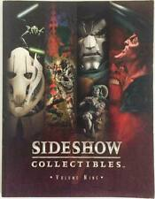 STAR WARS / MARVEL SIDESHOW Collectible Guide Vol.9