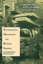 Environmental Management and Business Strategy: Leadership Skills for -ExLibrary
