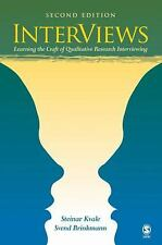 InterViews: Learning the Craft of Qualitative Research Interviewing by Kvale, S
