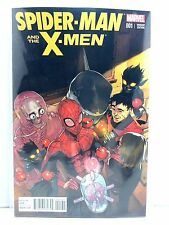 Spider-Man and the X-Men #1 1:25 Bengal Variant Marvel Now 2014 New Series