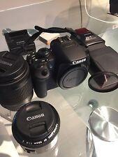 Canon EOS Rebel T5i / EOS 700D Bundle