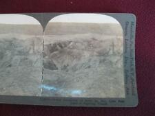 Stereoview Keystone View Company Weird Desolation Of Berry Au Bac France (O)