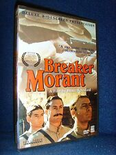 Breaker Morant (DVD 1999) Brand New Factory Sealed!•Authentic USA!•Out-of-Print!