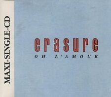 Erasure Oh l'amour (Re-Mix, 1986/88) [Maxi-CD]