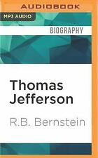 Thomas Jefferson by R. B. Bernstein (2016, MP3 CD, Unabridged)