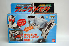 Kamen Rider W Double DX Fang Joker Memory USB henshin belt transformable dino