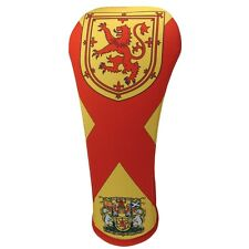 LION RAMPANT HYBRID Golf Club Head Cover Cover Easy ON & Off USA MADE