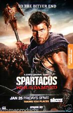 SPARTACUS - War of the Damned 301 DVD * Season 3 Episode 1 * Promotional Disc