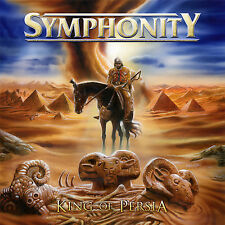 SYMPHONITY - King Of Persia CD 2016 Symphonic Power Metal Luca Turilli