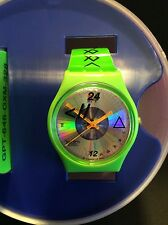 "SWATCH SPECIAL COLLECTOR 2010 ""PLAYA LOOK"" GZ215 by CARRIE MUNDEN"
