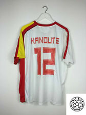 Sevilla KANOUTE #12 09/10 Home Football Shirt (XL) Soccer Jersey Joma
