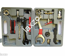 Bicycle Toolbox for Bike Cycle Cycling Tools Scredriver Set Toolkit