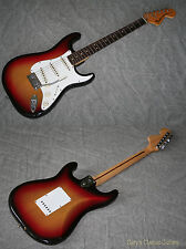 1974 Fender Stratocaster, Sunburst (#FEE0733)