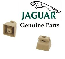 Jaguar XJ6-XJS Sunvisor Brackets Set Of 2 Genuine Brand New HMD 1084AA AEE