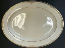 Minton Bone China English Porcelain Platter Marlborough Pattern 16 ""