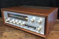 Vtg Pioneer SX 1000TW Stereo Receiver Amplifier Wood Case Phono Pre Amp Working