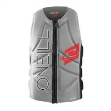 Oneill Slasher Comp Lifevest Silver - Small
