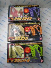 Power Ranger In Space Megaranger Grip Fighter Cyber Slider Delta Mega Shuttle