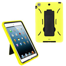 Rugged Hybrid Shockproof Full Protective Cover Case for Apple iPad Mini 2 3 7.9""