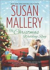 CHRISTMAS WEDDING RING (9780373778966) - SUSAN MALLERY (HARDCOVER) NEW