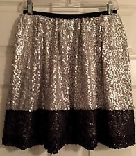ISANI WOMENS Designer SKIRT SIZE X-Small XS sequin Sequined Cruise Party Wedding